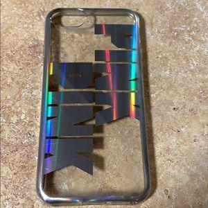 Victoria's Secret PInk iPhone 6/7/8s case